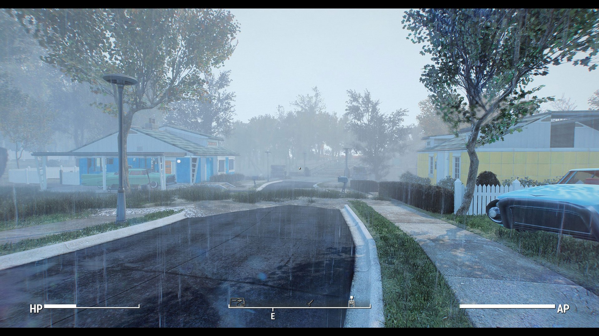 Fallout 4 clean Sanctuary