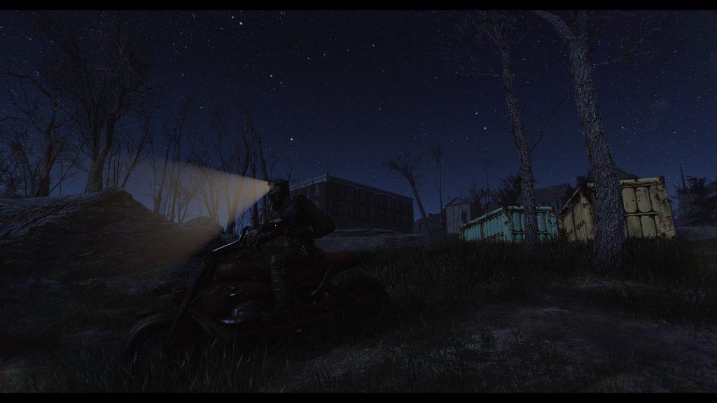 Fallout 4 Vehicle mod