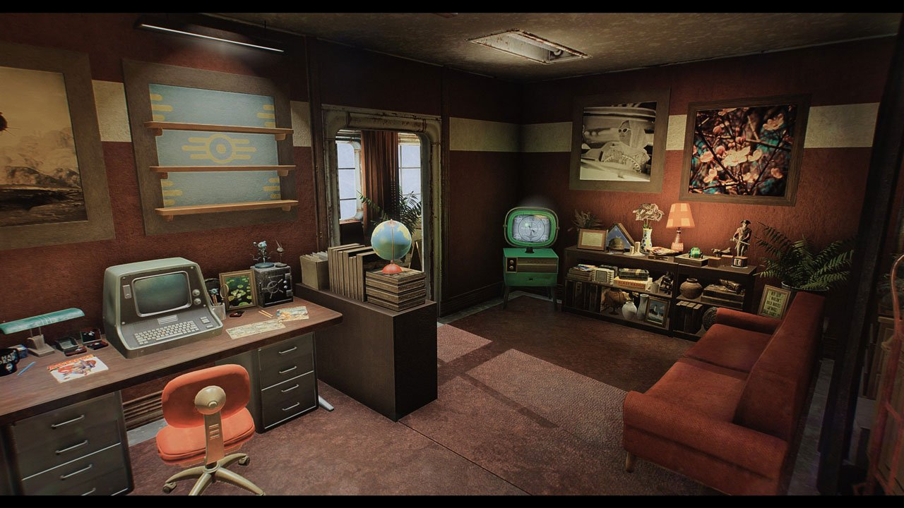 Fallout  Mod Office Building