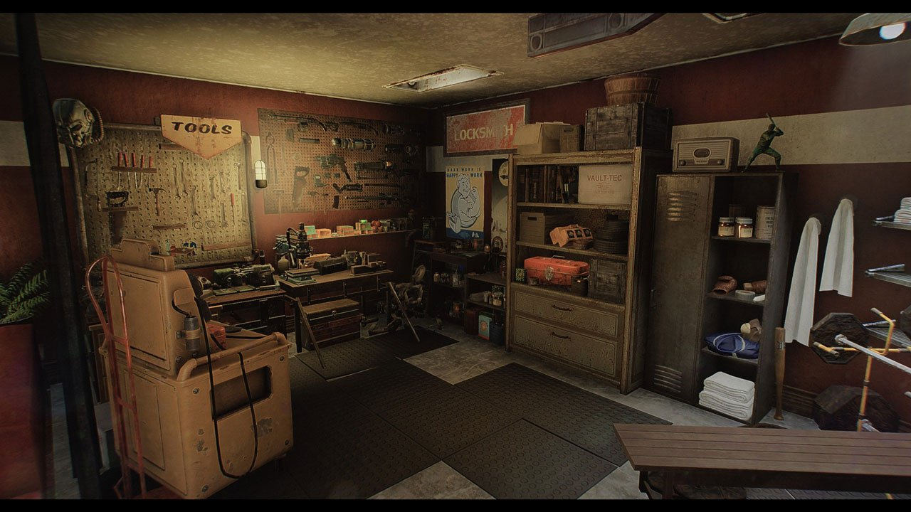 Fallout 4 rockin 39 red rocket mod amazing red rocket for Best house designs fallout 4