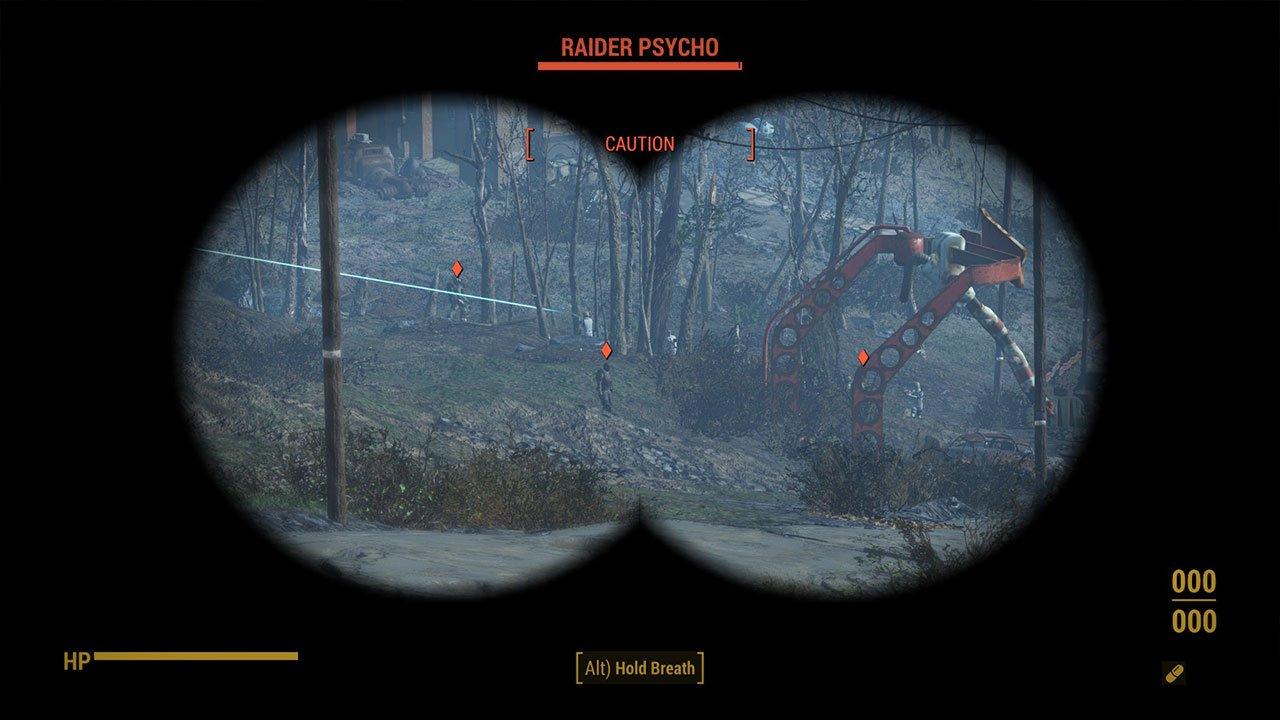 Fallout 4 Mods Binoculars