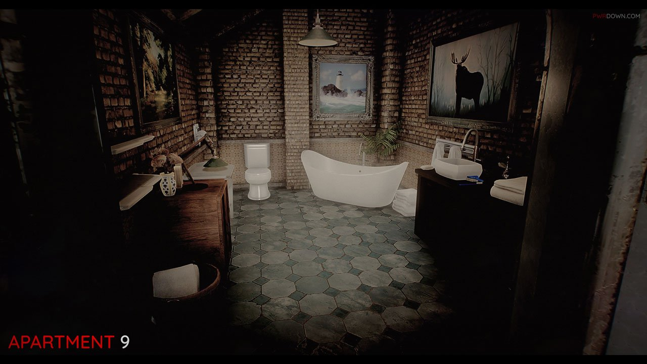 fallout 4 apartments apartment 9 bathroom