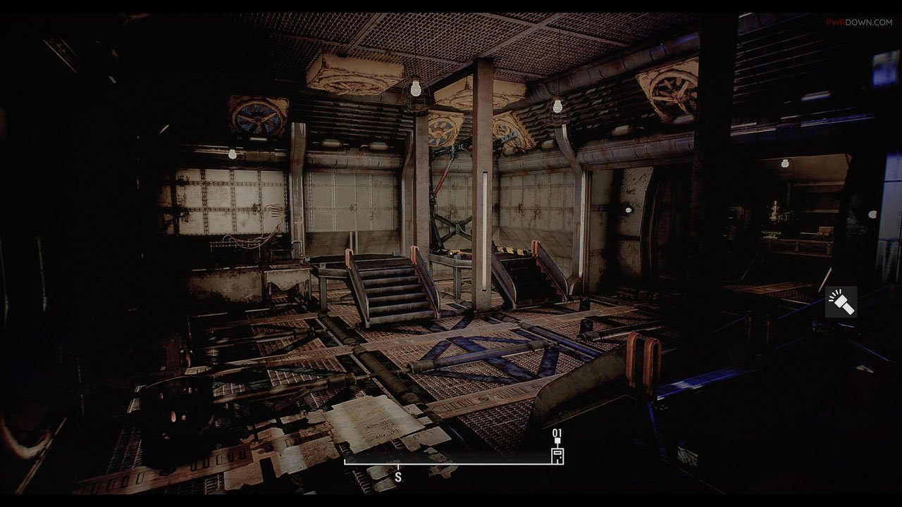fallout 4 apartments power armour storage room