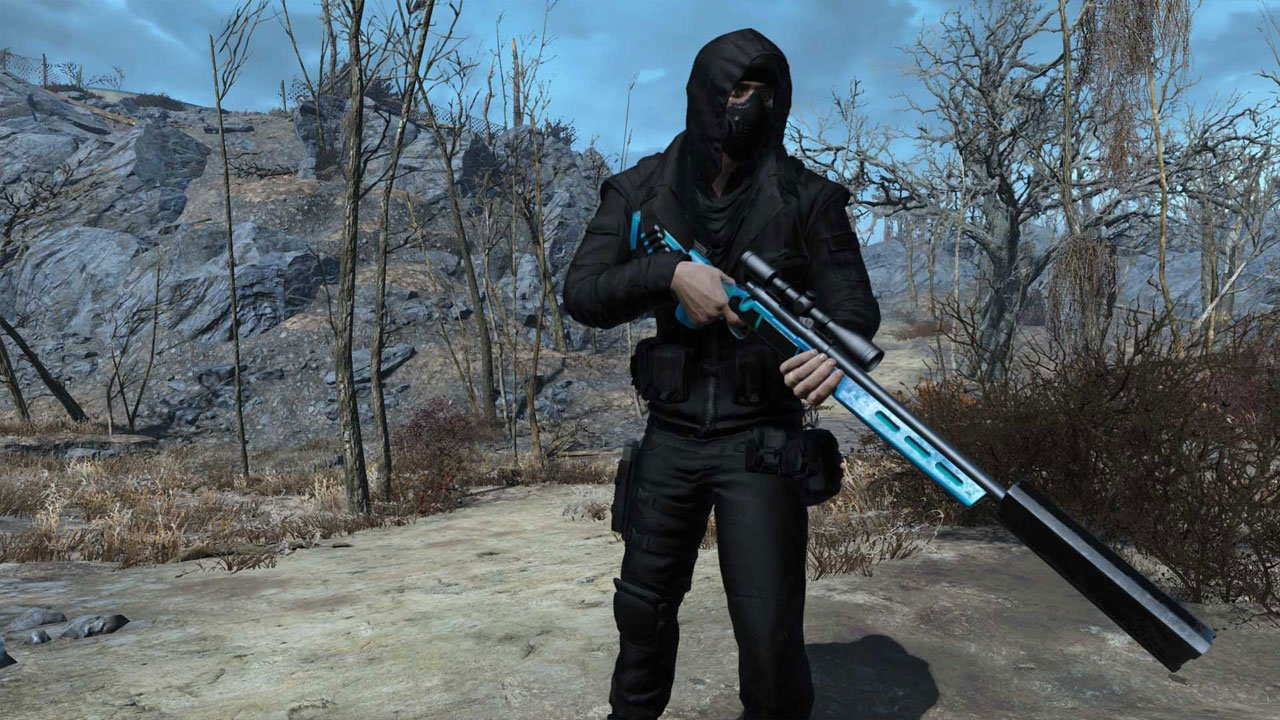 db sniper rifle