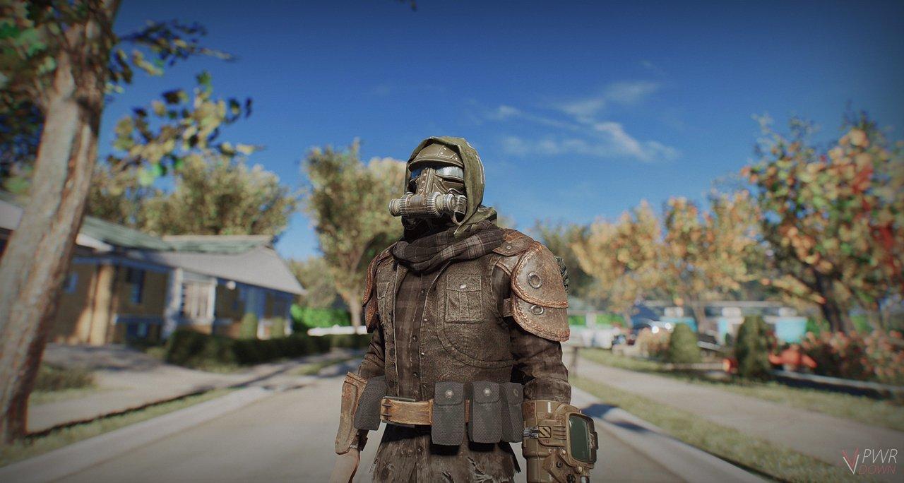 mercenary belt with grey colors