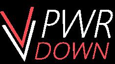 Pwrdown Logo