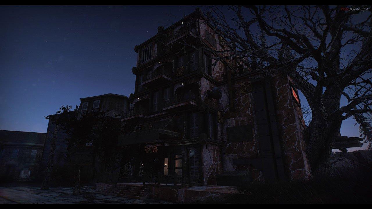 Fallout 4 Apartments Mod